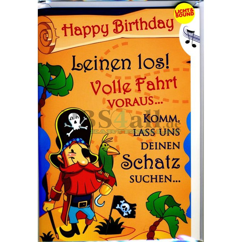 Musik Geburtstagskarten
