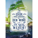 Great Cards Sail away - Den Wind um die Nase wehen -...